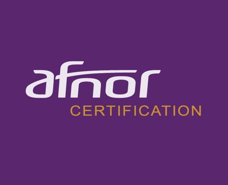 afnor certifications Ekoms